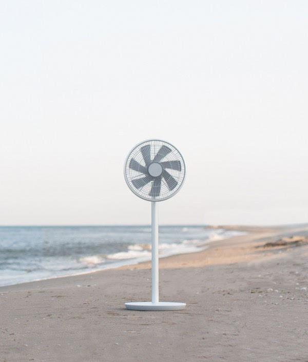 米家开卖变频风扇 售价799元的照片 - 2