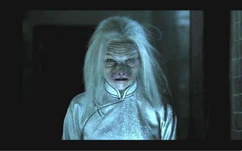 小区保安的诡异经历,半夜找小孩的白发老太太!河里发现了尸体!