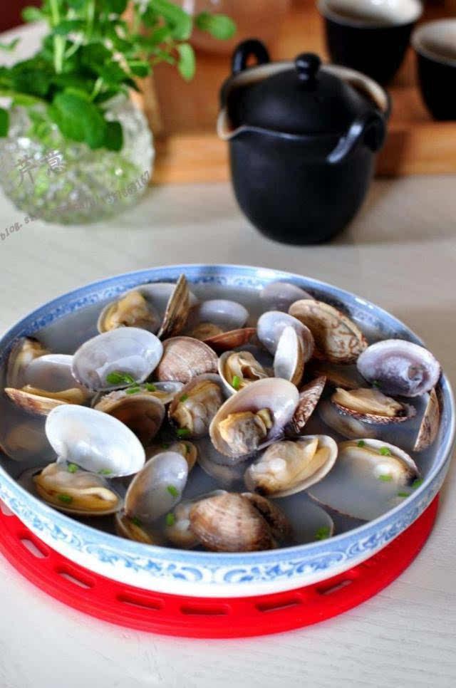 蛤蜊贝壳道具手工制作