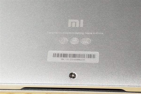 12.5寸小米笔记本Air开箱/拆解的照片 - 17