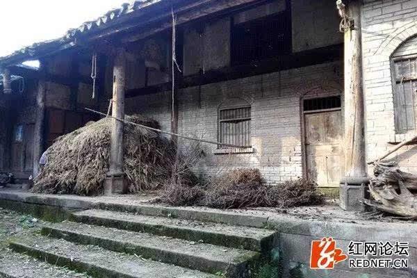 古代最常见的穿斗式房屋结构