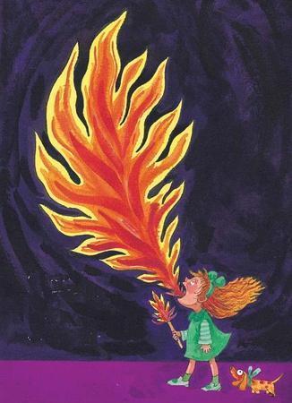 小孩火大时,大人一定要保持冷静。   大人火大时,小孩一定要赶快逃命。