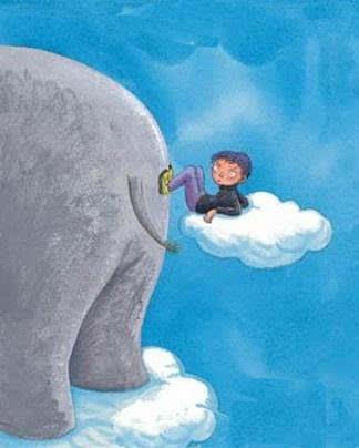 大人都说孩子的天空无限宽广,   难道大人和小孩的天空不一样吗?