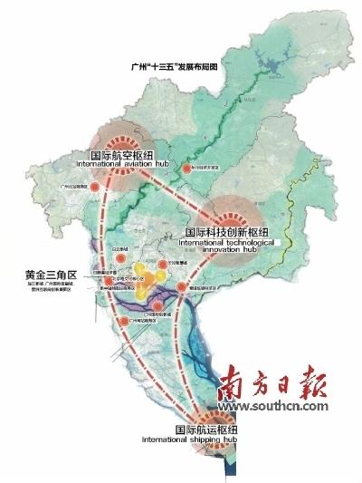 关键词 网络空间结构 《实施意见》:深刻认识广州的自然禀赋,历史