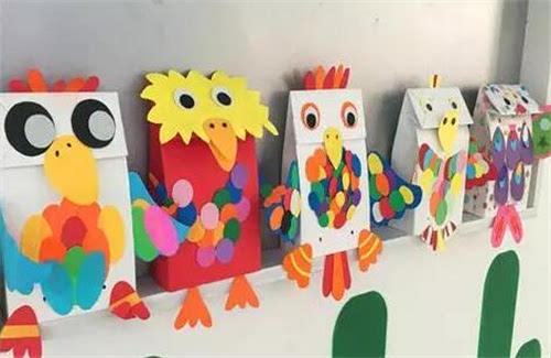 变废为宝 环保创意手工纸袋变变变图片