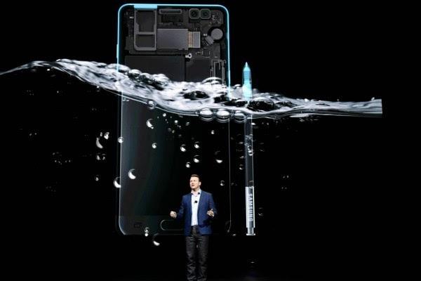 三星Note 7新使命:让iPhone 7难以招架的照片 - 2