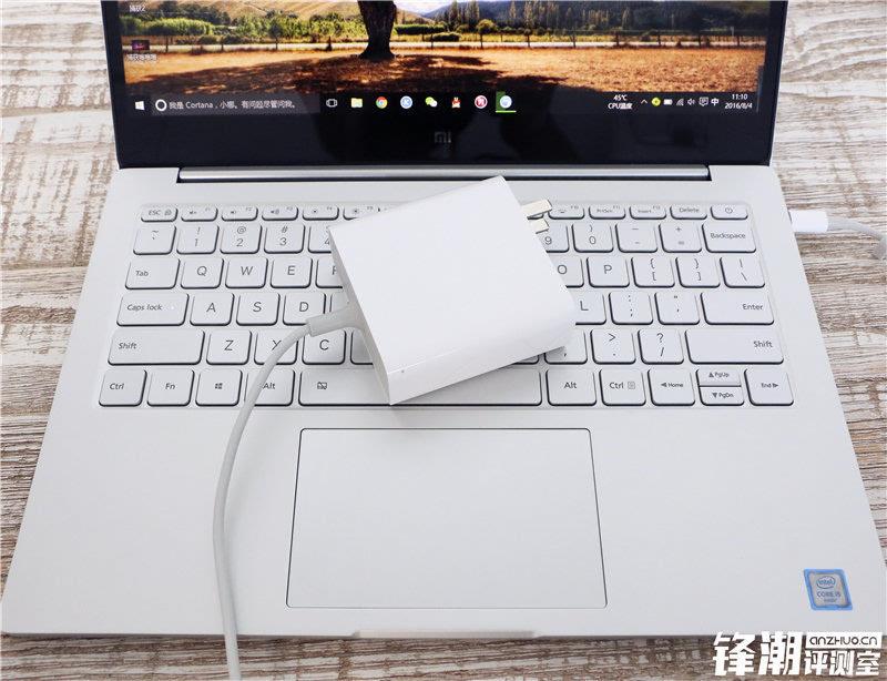 畅跑网游大作的超极本:小米笔记本Air全面评测的照片 - 13