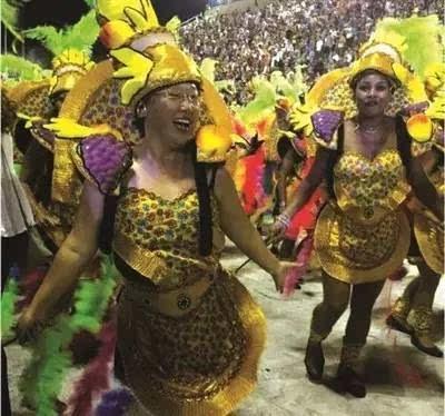 """江阴一阿姨将""""广场舞""""跳到了巴西里约奥运会开幕式!图片"""