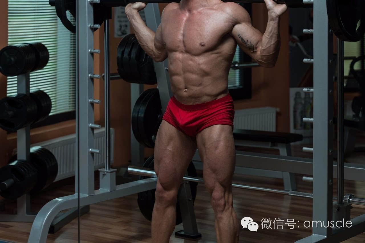 练腿肌方法图解