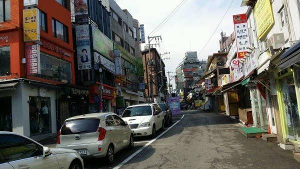 本网友吐槽韩国农村 房屋破烂不如非洲 街道脏乱差原标题 日本网友