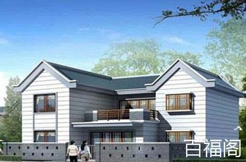 四间宽农村房屋设计图