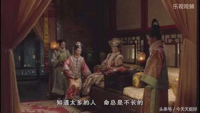 """《甄嬛传》独家揭秘安陵容如何发现""""皇后杀了皇后""""的."""