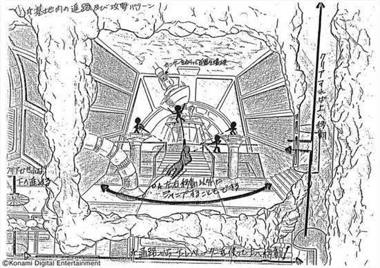 你从未见过的《魂斗罗》设计企划书:结尾有彩蛋的照片 - 5