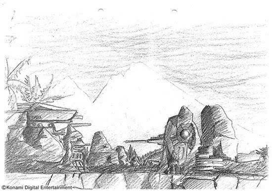 你从未见过的《魂斗罗》设计企划书:结尾有彩蛋的照片 - 7