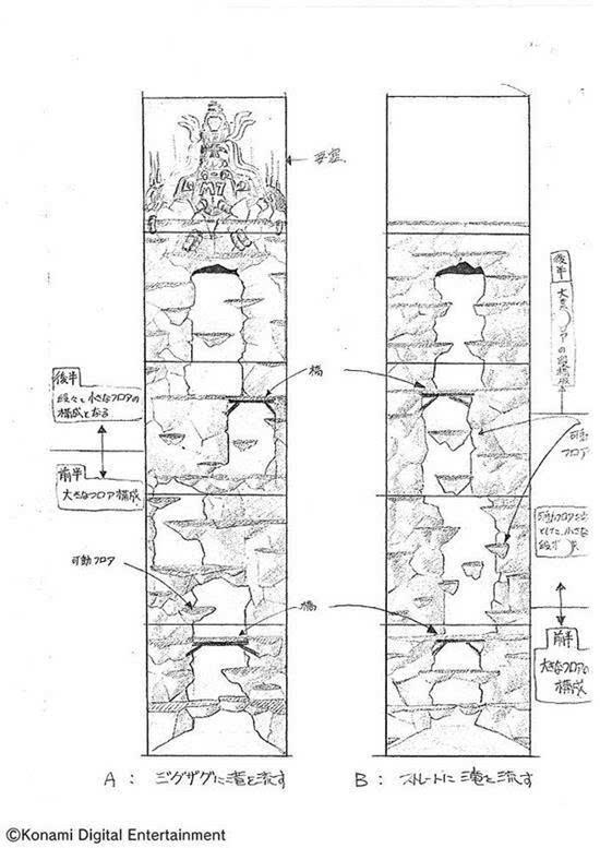 你从未见过的《魂斗罗》设计企划书:结尾有彩蛋的照片 - 11