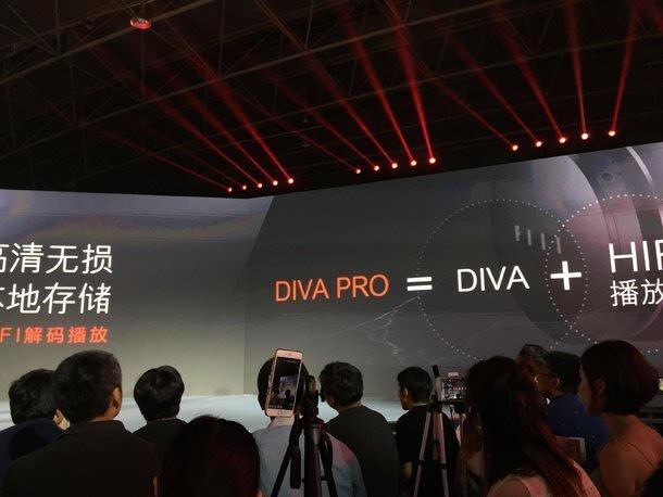 售价999元起:汪峰发布智能无线耳机DIVA 支持语音控制的照片 - 13