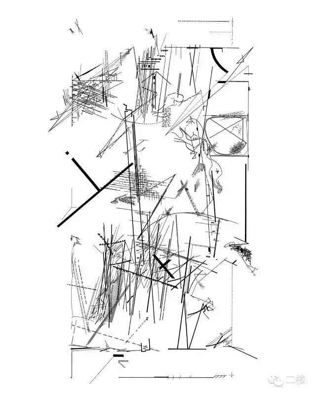 手绘显微镜结构