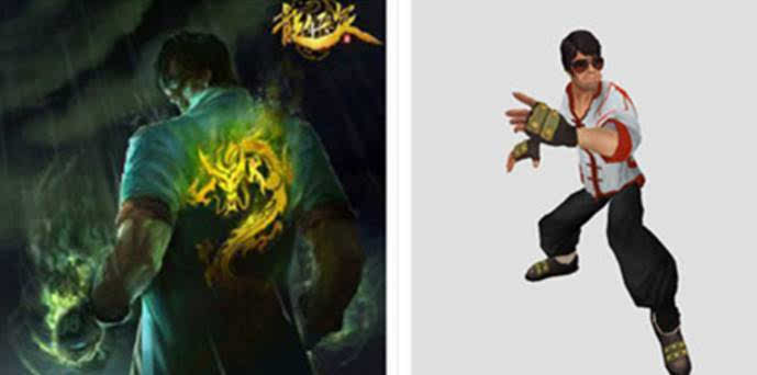 被很多玩家称之为抽奖追求的皮肤龙的传人李青就是一款标准的名不副实图片