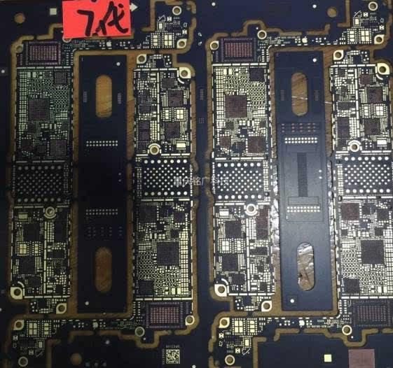 苹果4s主板电路
