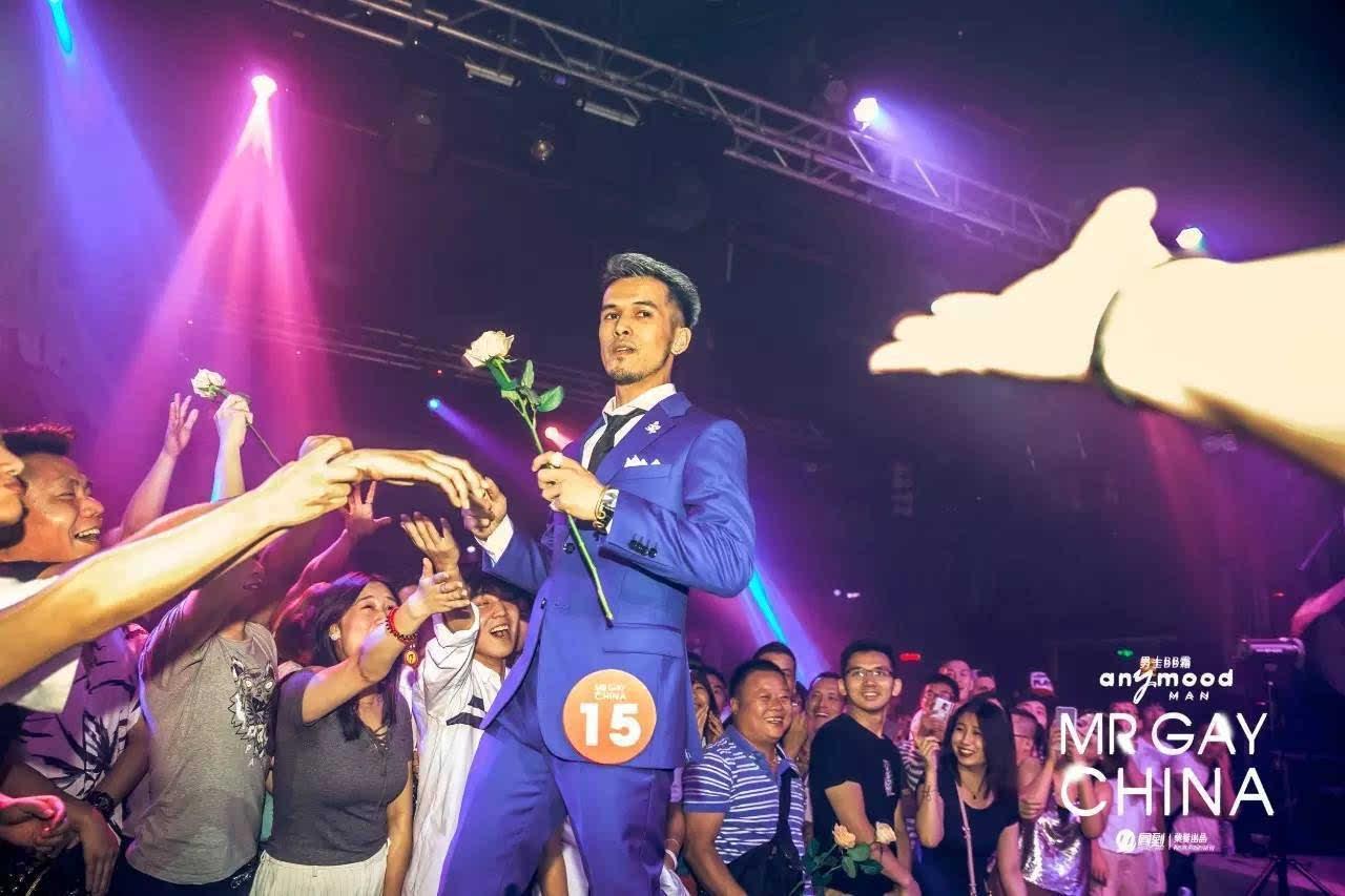 孟繁宇摘得2016 MR GAY CHINA中国同志先生全国总冠军 - 暹宇无双昃 - 2016 天天有喜 型男画报