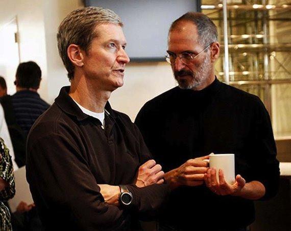 苹果真的没落了吗?库克坚决说不的照片 - 3