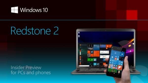 Windows 10 Redstone 2首个版本将发布:PC推送、结构改善优先的照片 - 2