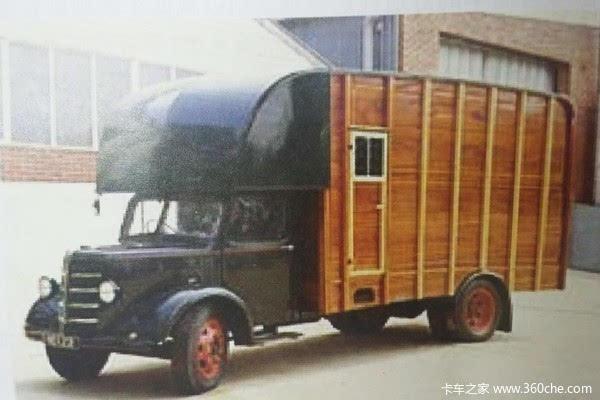 奥运赛马怎么运 拉马的卡车竟能卖百万!图片
