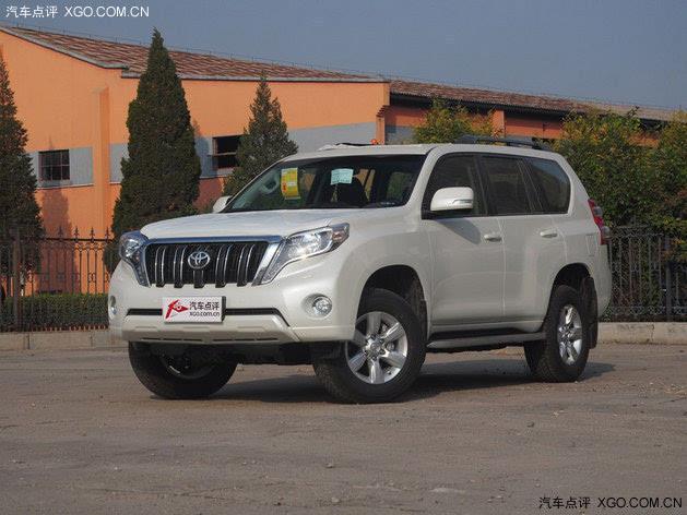 一汽丰田普拉多售价36.98万起 杭州有车