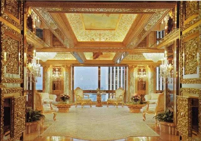 所有内饰设计都走欧式古典奢华