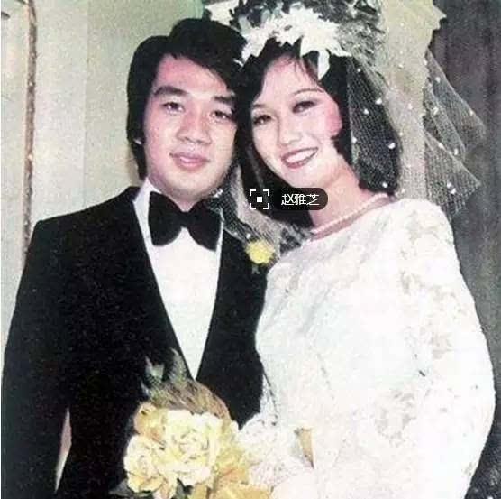 李连杰周润发等明星结婚照片,最后一个亮瞎了