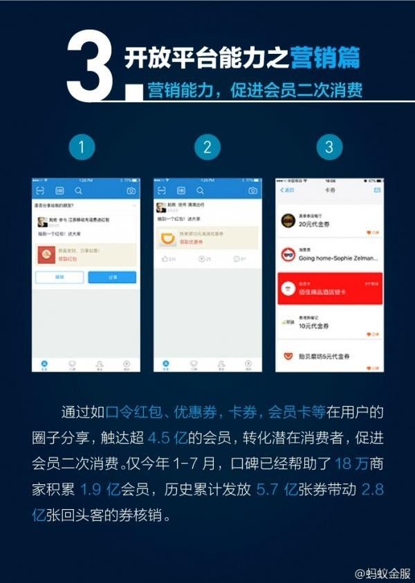 蚂蚁金服发布开放平台 App接入支付宝将更简单的照片 - 3