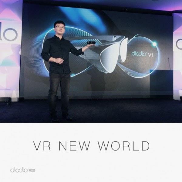 这次真的很VR:Dlodlo V1虚拟现实眼镜正式发布的照片 - 6
