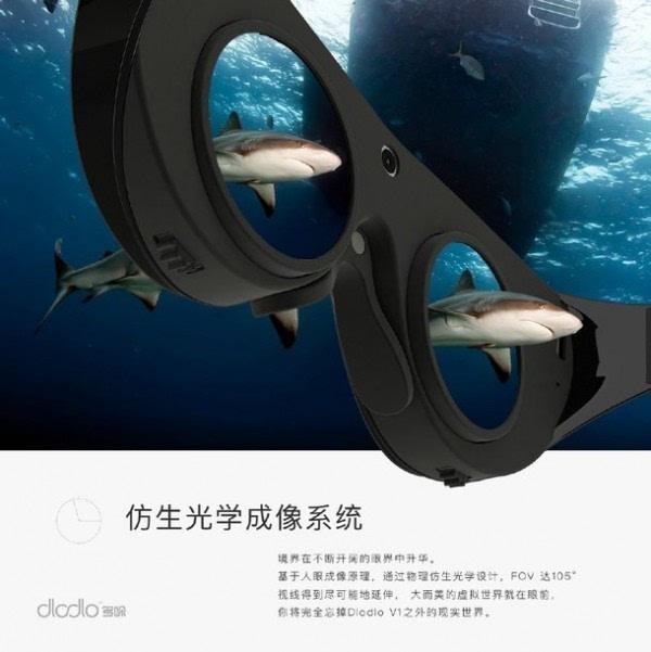 这次真的很VR:Dlodlo V1虚拟现实眼镜正式发布的照片 - 7