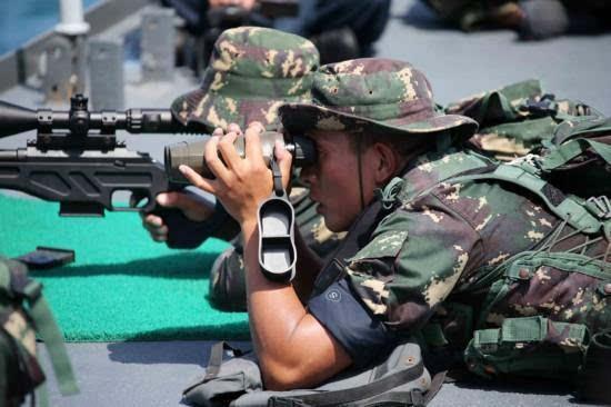 解放军特种部队和武警特警部队 那个战斗力更厉害图片