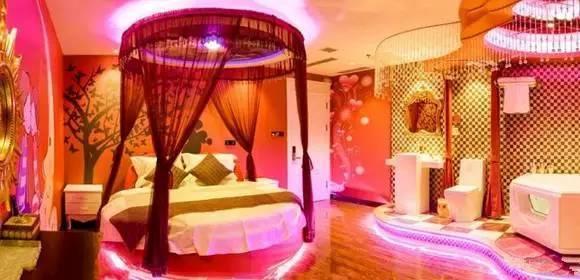城阳钟点酒店一览酒店(含青岛2家),七夕必备!_宝鸡情趣情趣房主题图片