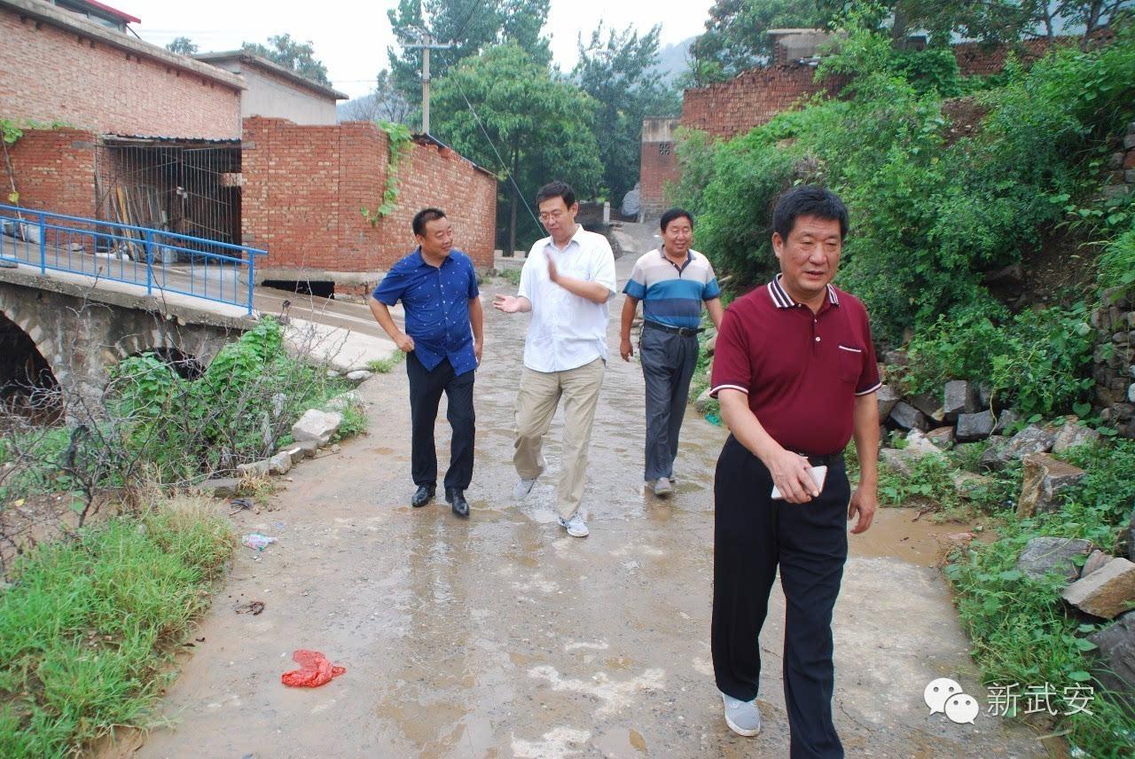 真心实意 真金白银帮助咱 肥乡县7.19洪灾后,肥乡县委 县政府第一