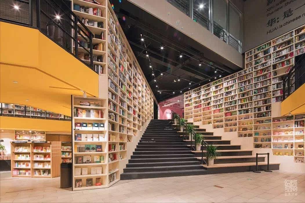 一座大型图书馆构成了当前的城市精神名片,设计团队接到这个项目已经