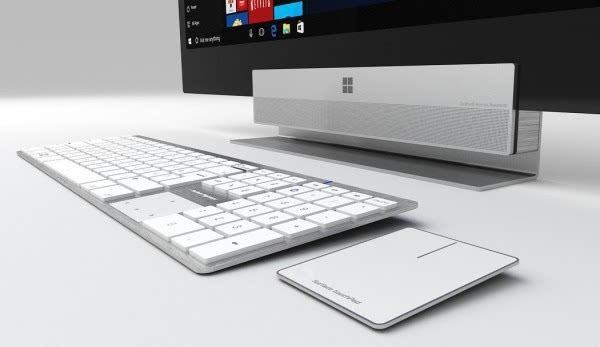 微软测试3款Surface一体机PC 或不同于传统产品的照片 - 1