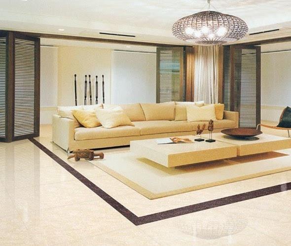 卧室地板砖效果图:欧式大气的家居设计