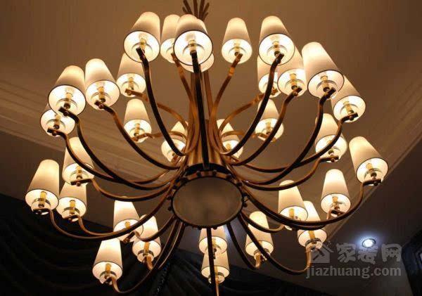 室内吊灯安装方法详解,吊顶安装注意事项