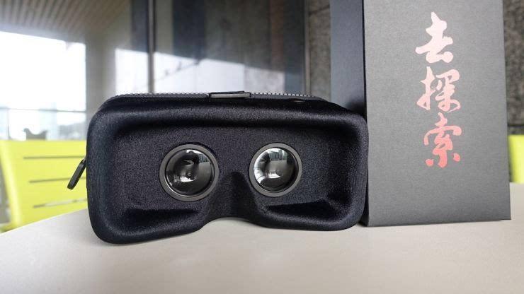 小米VR盒子玩具版体验:3分钟1GB的视频看不起的照片 - 2