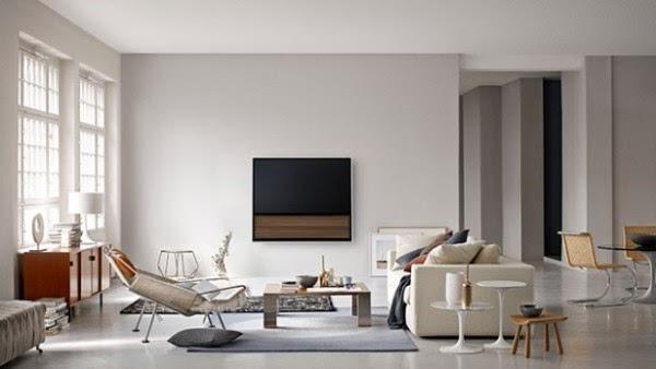 北欧设计+Android TV:B&O发布4K电视Beovision 14的照片 - 2