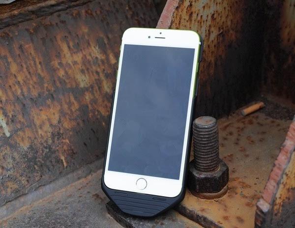 """让iPhone运行Android 手机配件""""机甲""""上手的照片 - 3"""