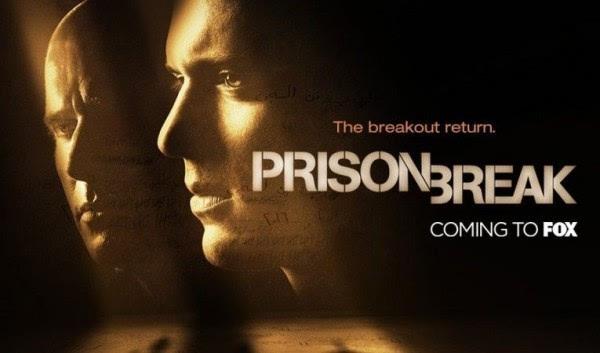 《越狱第五季》预告:难兄难弟新一轮越狱即将开始的照片 - 1
