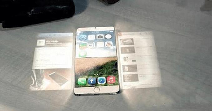 苹果新专利 开发更先进的3D全息投影技术?的照片 - 1
