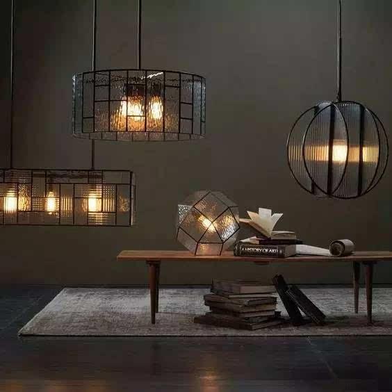 新中式室内空间的灯光设计