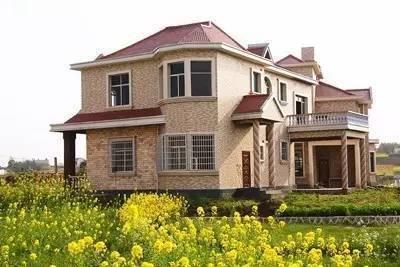 新农村盖五间房设计图