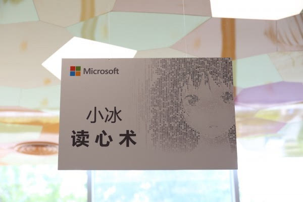 """在人工智能上押注EQ 微软新一代""""小冰""""进化论的照片 - 1"""
