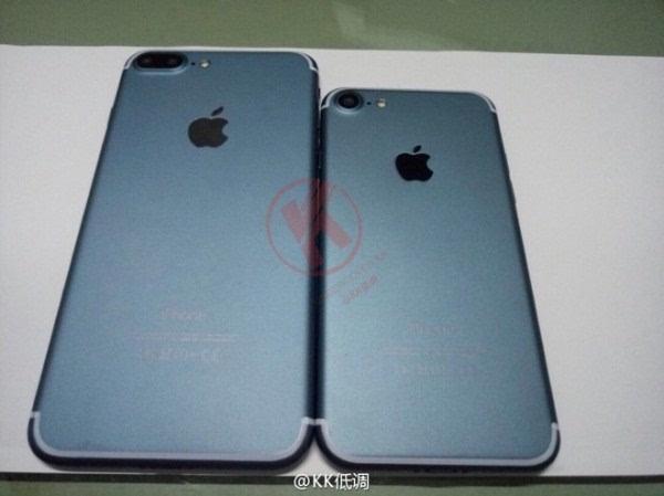 """iPhone 7″最新谍照曝光:海军蓝首度现身的照片 - 2"