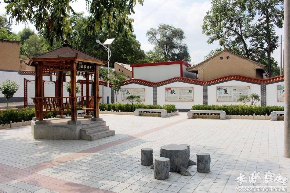 [美丽乡村]安伏镇美丽乡村建设迈向新台阶(图)图片